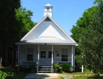 fl camp walton schoolhouse museum
