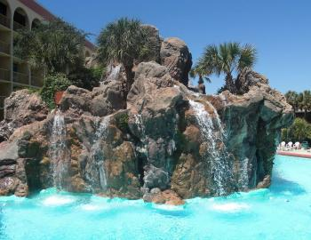 grotto pool bar destin