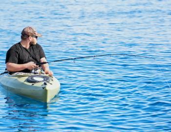 kayak fishing destin florida
