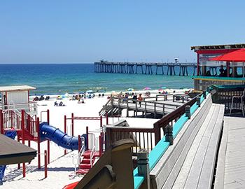 Wayside Park | Okaloosa Island Beach | Destin West Vacations