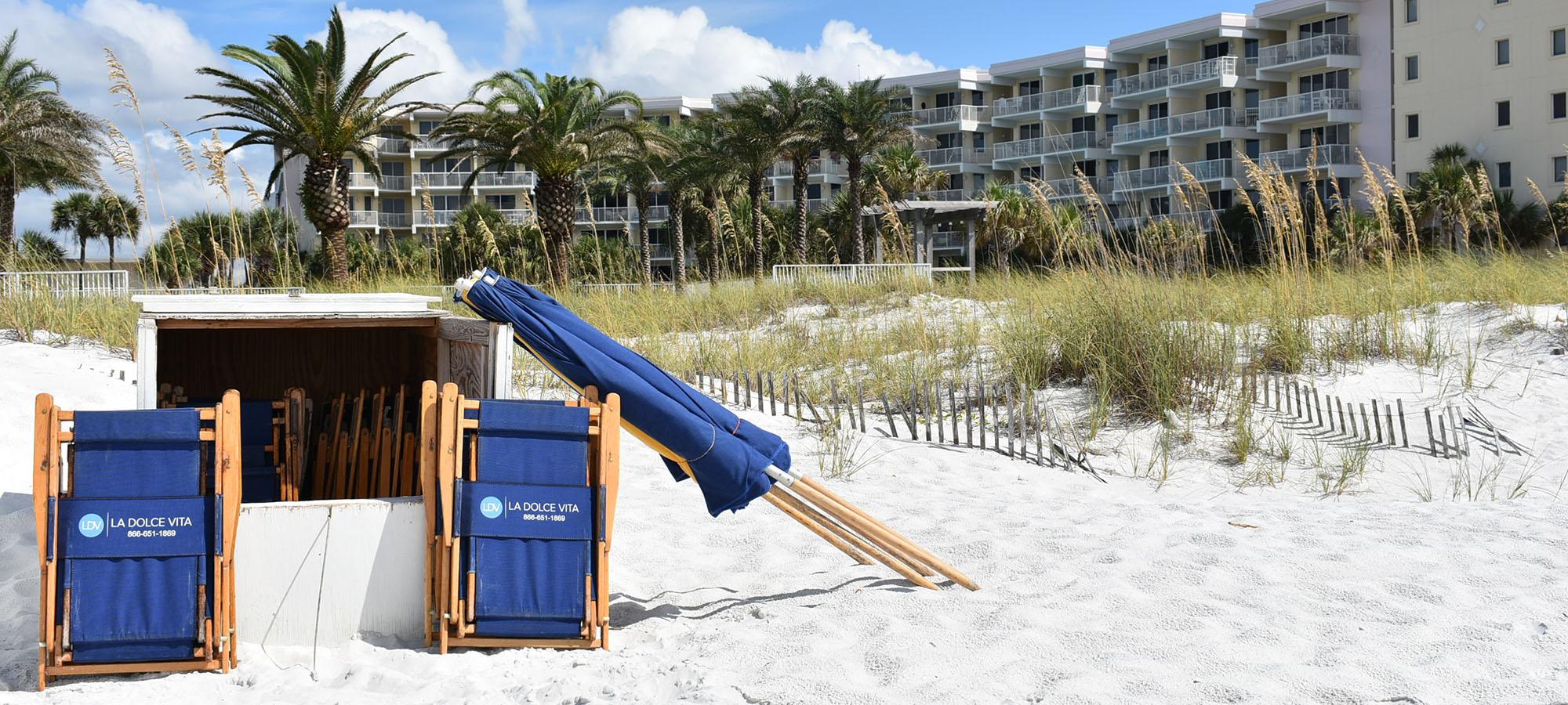 beach chairs destin florida gulf