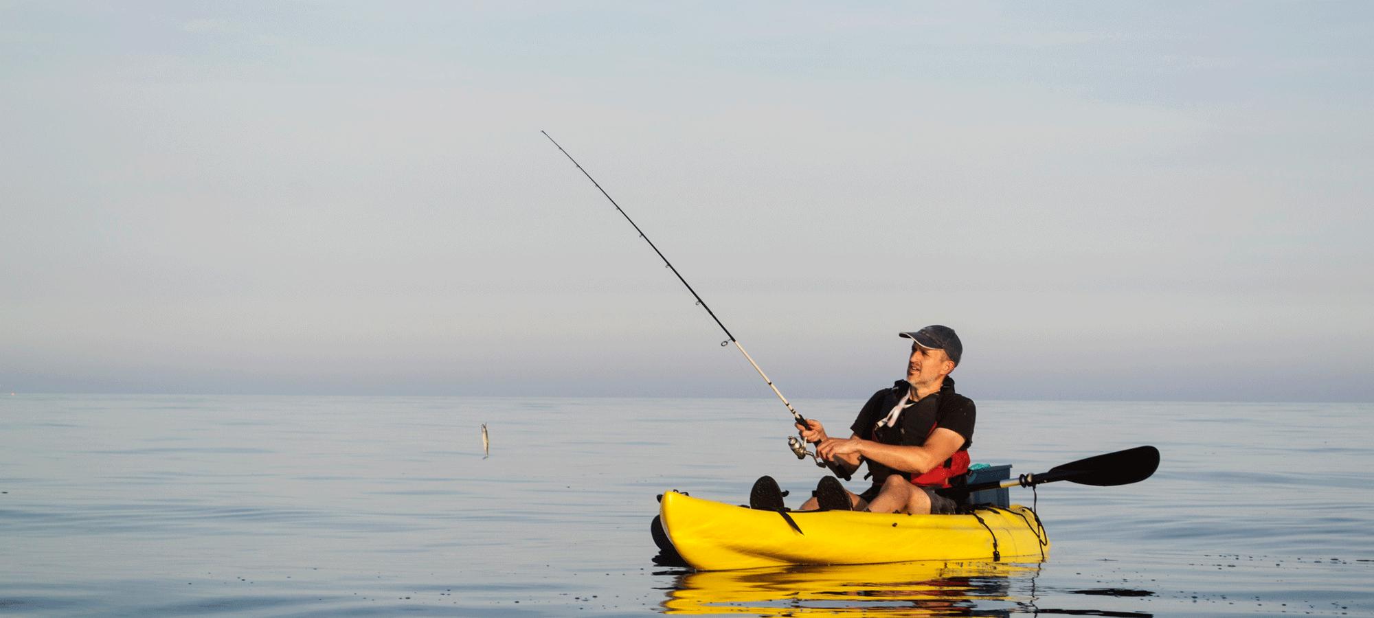 kayak fishing destin fl