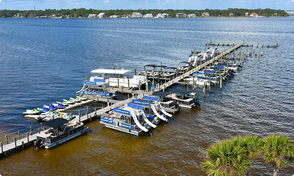 Destin West Private Marina
