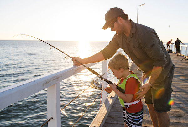 Destin Spring Break Fishing